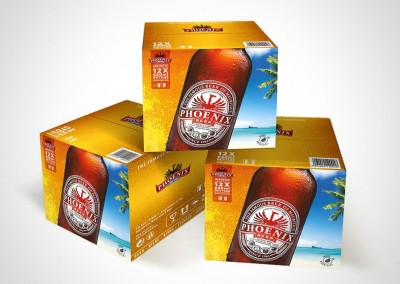 Phoenix Bottle Box (Seychelles)