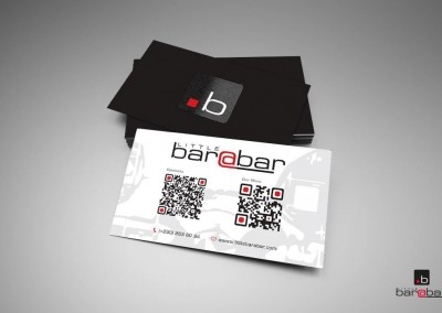 Little Barabar business card