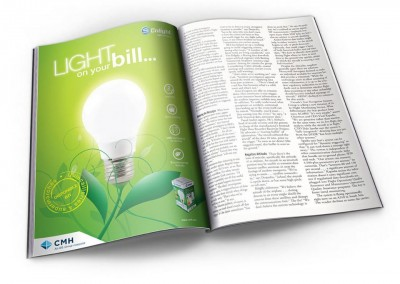 IBL CN Light Advert