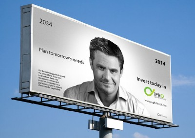 IPRO Billboard 1 of 4