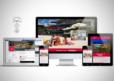 LOV Responsive website