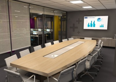 CCA 3D conference room